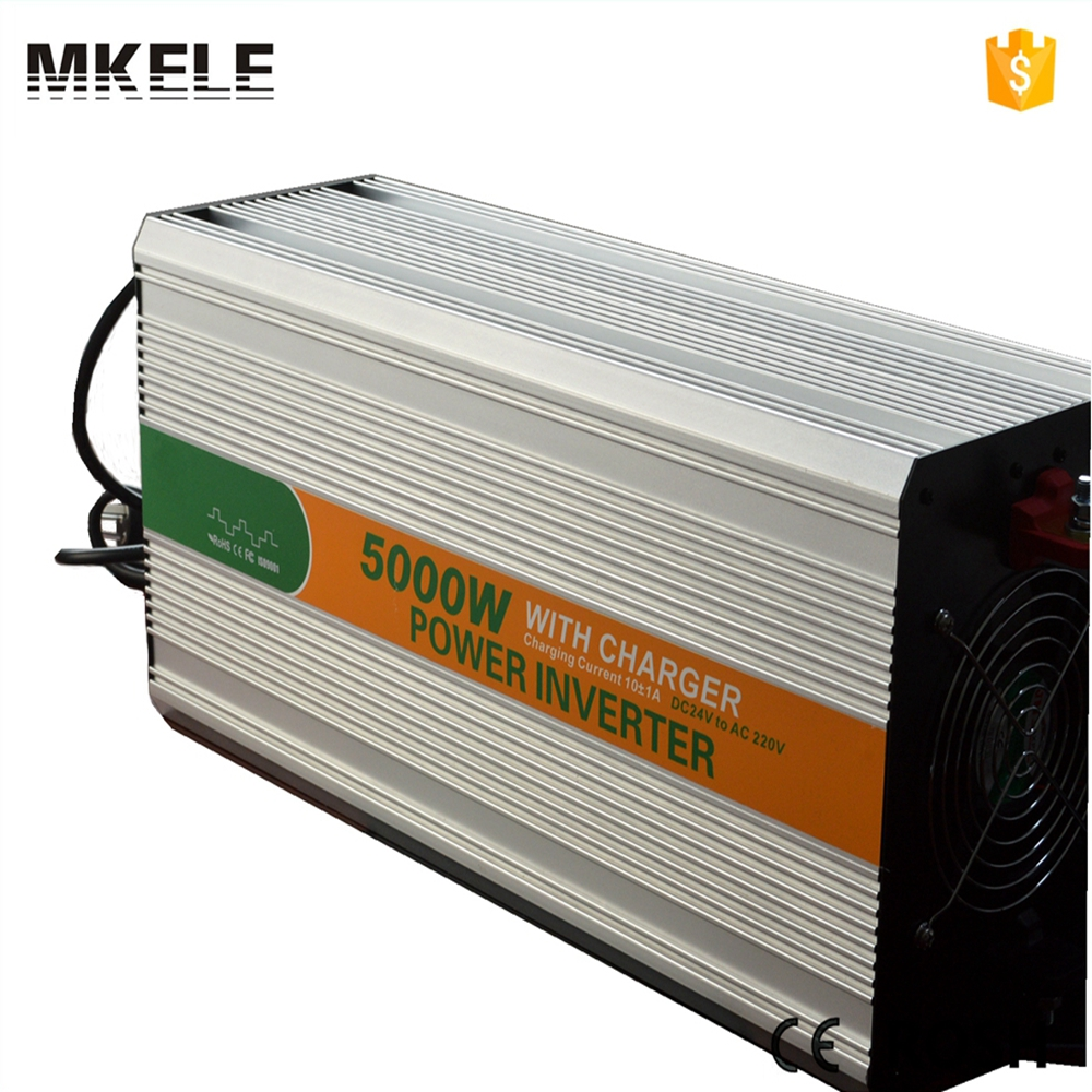 MKM5000-122G-C  modified sine 12v 220v 5000w inverter 5000w power inverter for household best inverters with charger