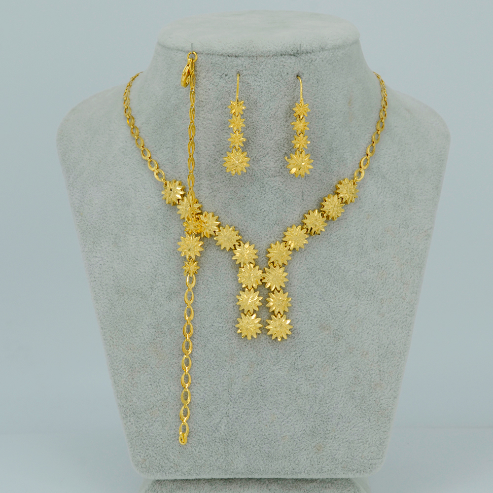Ethiopian Jewelry sets for Bride s