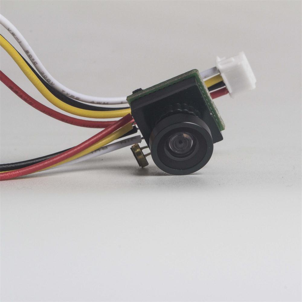 FPV Camera 600TVL 170 Degree 1.8mm COMS Mini Black  PAL/NTSC Wide Angle Lens for FPV Drone QAV Quadcopter dalrc 800tvl fpv coms camera 2 5mm 120 degree lens 1 3 inch camera