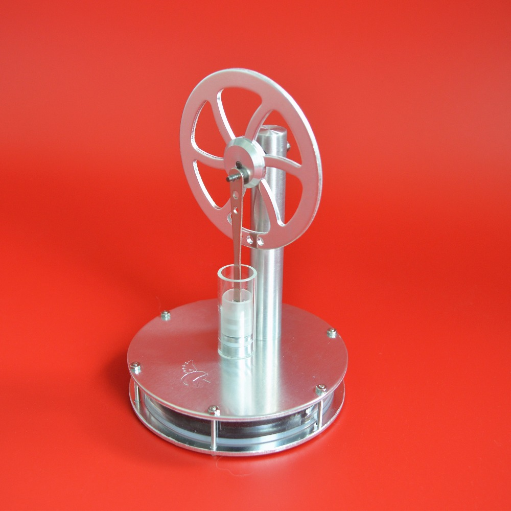 Stirling Engine Model Environmental creative gifts Magnetic connection Physics Engine Teaching model free shipping