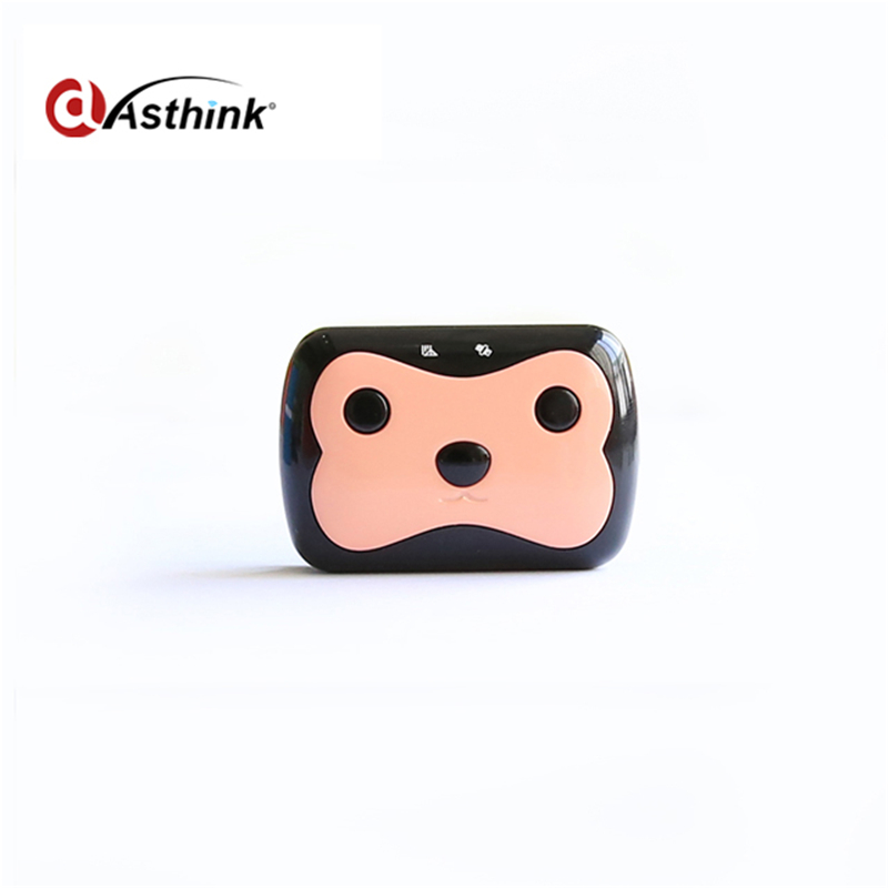2017 Top sale Pet GPS Tracker D69 Dog Mini Tracking Device Waterproof 300 Hours Standby