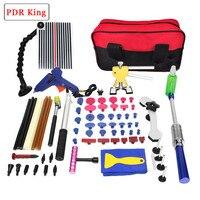 PDR Tools Kit Dent Removal Paintless Dent Repair Tools Car Dent Repair Straightening Dents Instruments DIY