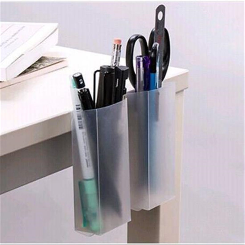 Coloffice Multifunctio DIY Pen Holder Pens Stand Pencil Holder Geometric Shape Office Accessories School Supplies Stationery 1PC