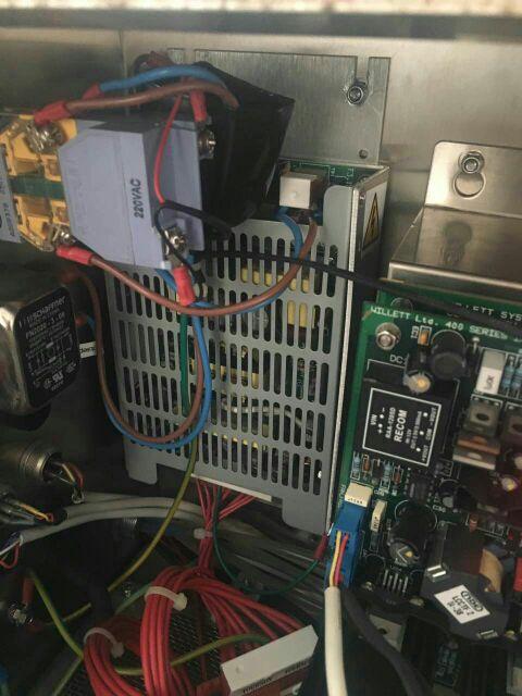 For Willett 43S power supply WB200-0390-102 power supply for willett 43s printer
