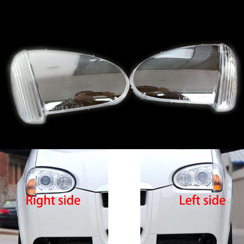 For Great Wall Pickup Wingle 3 Headlight Cover Glass Lamp Shade Lampshade Headlamp Glass Transparent Mask