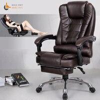 הצעה מיוחדת כיסא מחשב כיסא בוס כיסא ארגונומי עם הדום