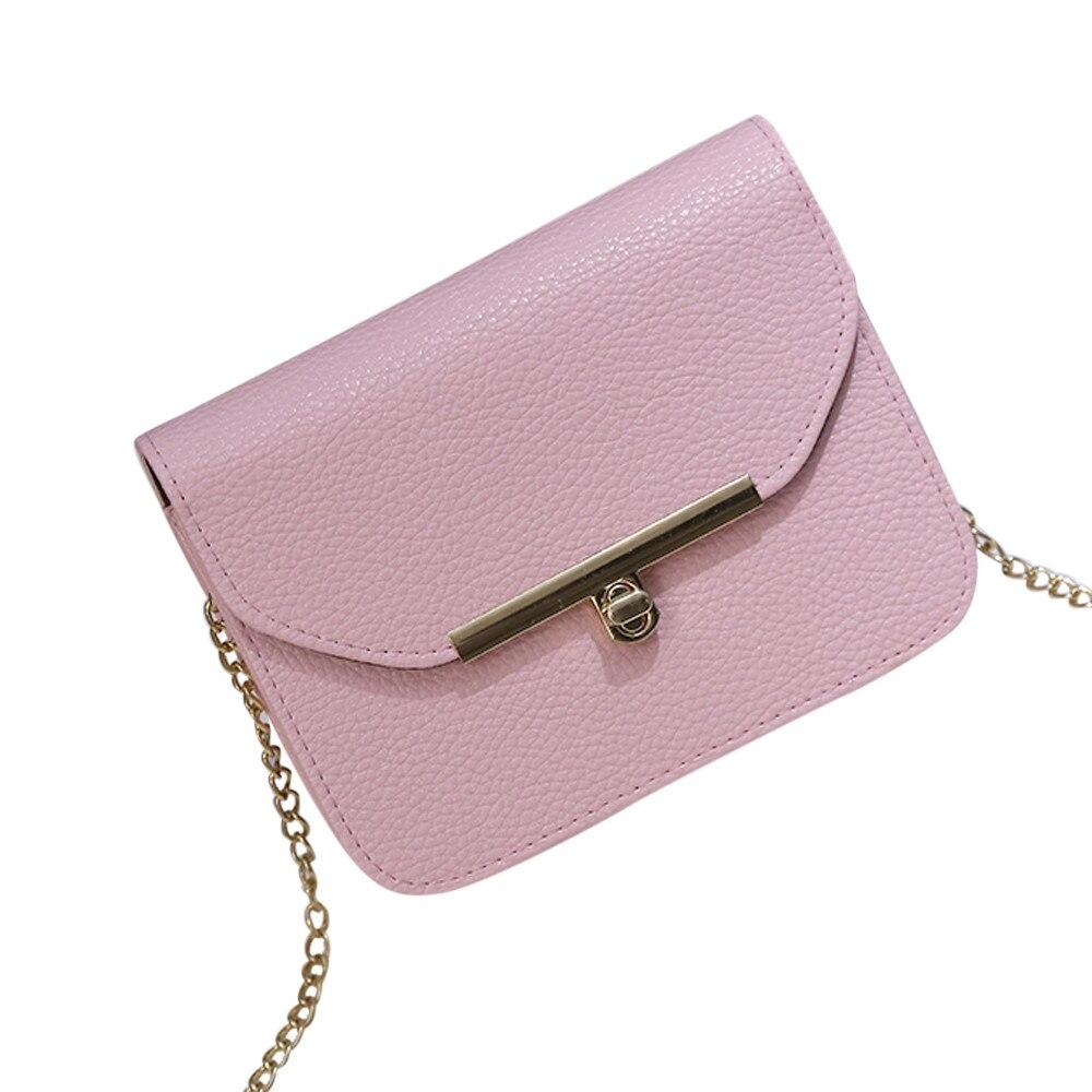 Женские Модные искусственная кожа личи сумка через плечо сумка Ms. однотонная одежда крюк Переключить сумка небольшой вечерние сумка # F