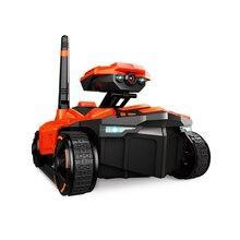 Радиоуправляемый танк с HD камерой ATTOP YD-211 Wifi FPV 0.3MP камера приложение пульт дистанционного управления Танк радиоуправляемая игрушка телефон Управление светодиодный Робот Модель игрушки подарки