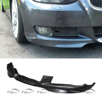 Express Shipping OEM Style Car Styling PU Material Front Lip Bumper Modeling for BMW E92 E93 M TECH M package Sport 2008 2010