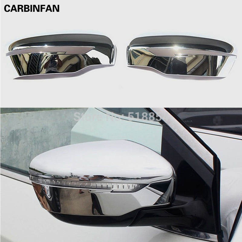 Accessories Fit Fit For 2015 Nissan Murano Chrome Side