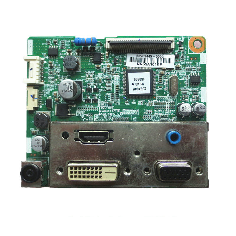 Driver board For 23EA63V-P 22EA63V-P 24EA63V-P 27EA63V-P Good Working Tested epia ml8000ag epia ml 8000ag epia ml rev a industrial board 17 17 well tested working good