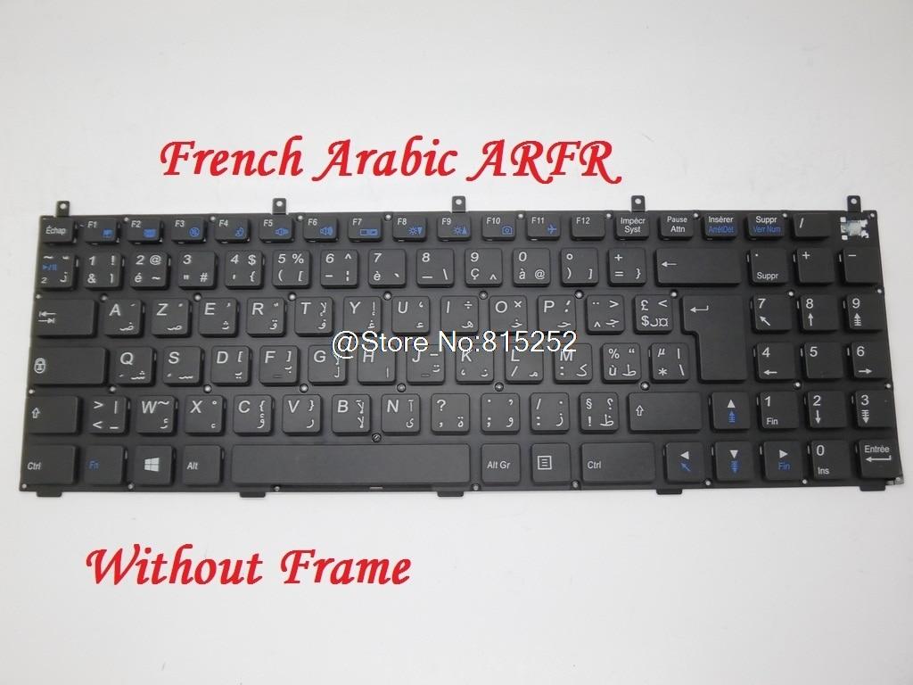 Laptop Keyboard For CLEVO M740T M740JU M740SU M741SU M741TUN M745K M745TG M746JU M748K M760S M761JU M762SU M765CU M766T M767TU ju m chrysanthemum tea herbal tea stone ju m premium ju m 50g