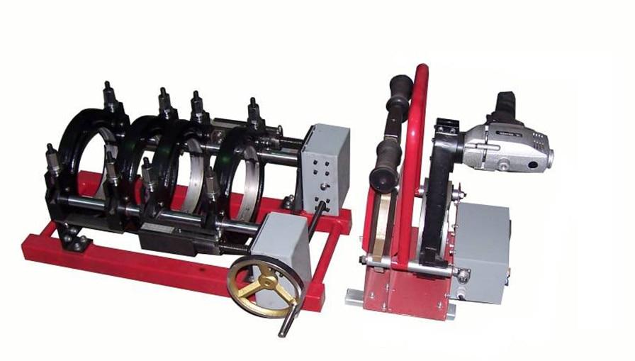 Oferta gama de tamaños de calidad DN75-DN200 Máquina de soldadura a - Equipos de soldadura - foto 1