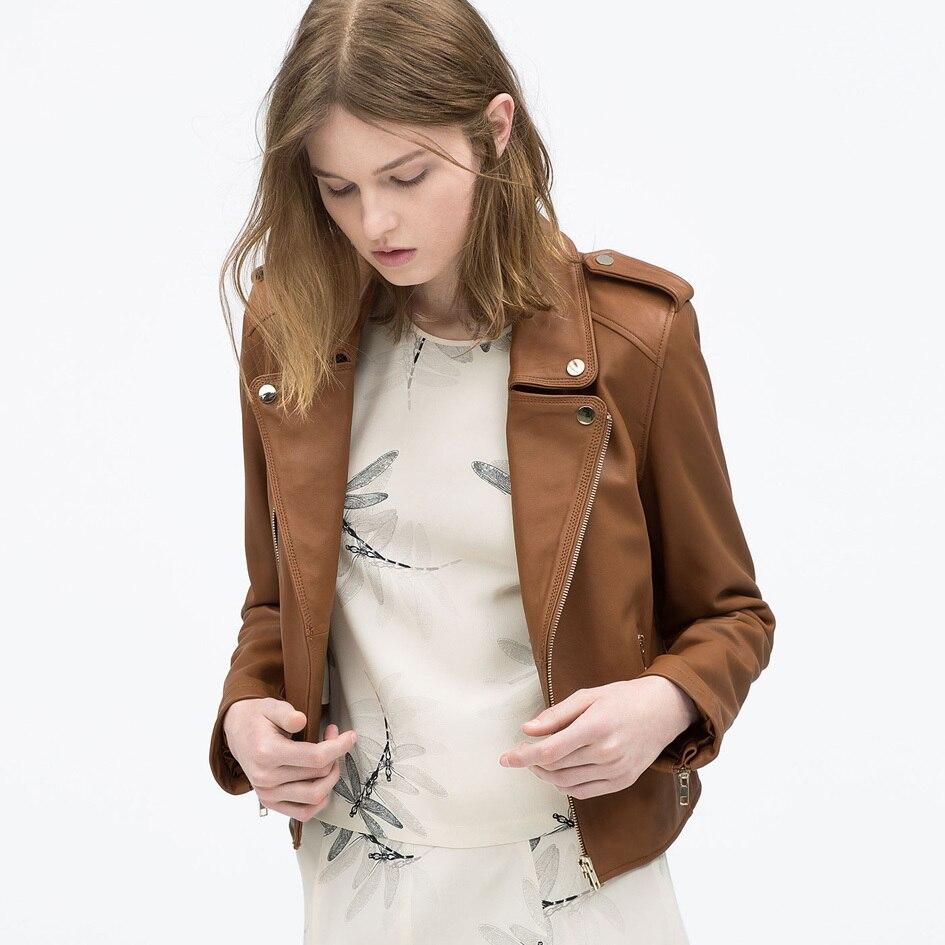 Online Get Cheap Womens Brown Jacket -Aliexpress.com | Alibaba Group