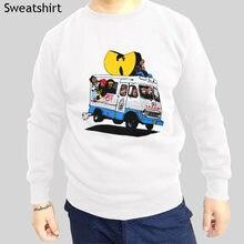 9912ff4067d new hoodie brand euro size wu tang clan ice cream hoody men luxury brand  spring autumn style shubuzhi sweatshirt male hoodie