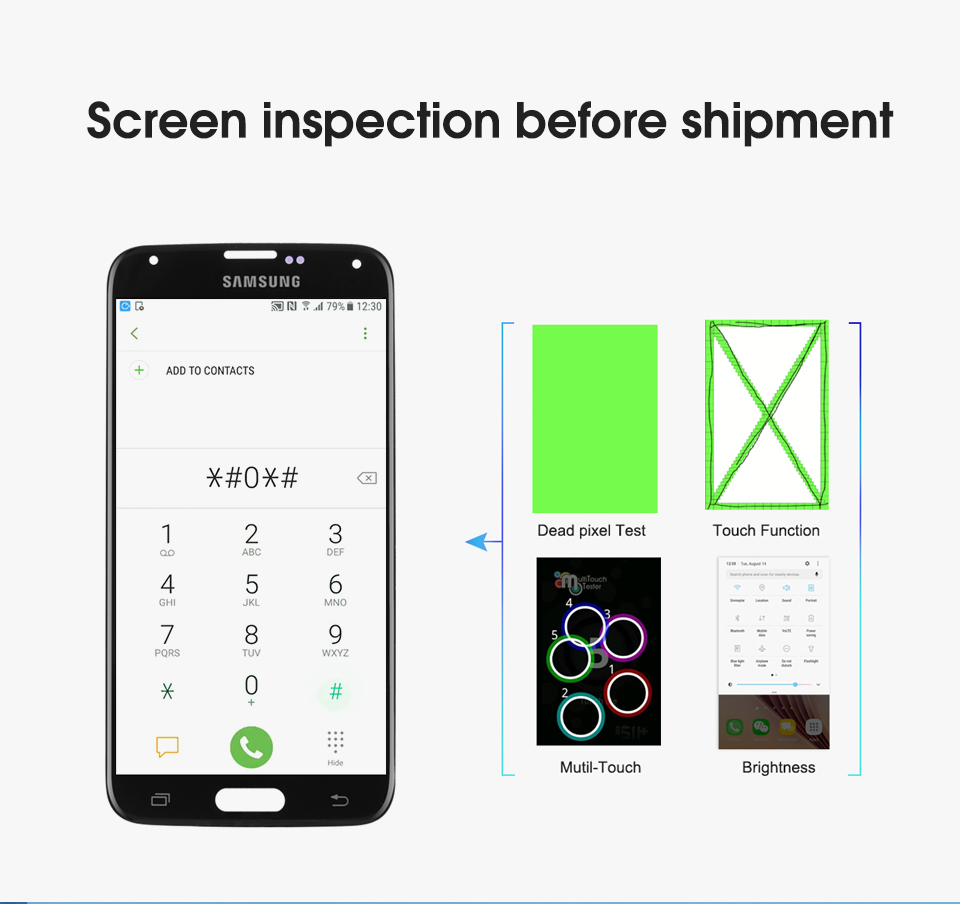 HTB1jPMNQNnaK1RjSZFtq6zC2VXa9 100% Test Lcd for Samsung Galaxy 4G S5 i9600 G900 G900M G900F Lcd Display Touch Screen Digitizer Assembly (not compatible G900H)