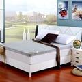 Tres colores de terciopelo grueso de coral colchón doble colchón Hotel comercial simple o doble envío libre