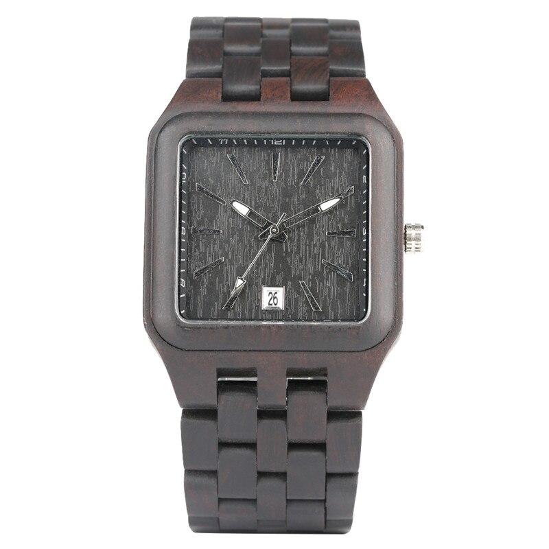Men Watch New Fashion Wooden Casual Design Wood Quartz Watches Men Classic Quartz Wood Naviforce Watch Men Luxury