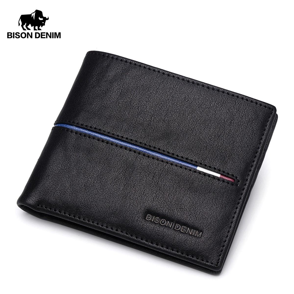 Wallet for Men-RFID Blocking Bifold Wallet Zipper Leather White Tiger Wallet Card Holder
