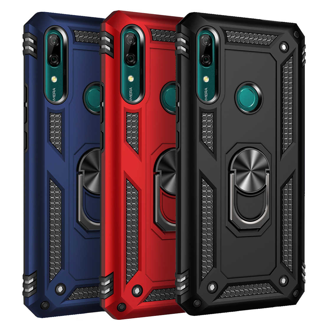 Case For Huawei P Smart Z Case Shockproof Bumper Silicon Cover For Huawei P Smart Z 2019 Case Huawei P Smart Z STK-LX1 PSmartZ