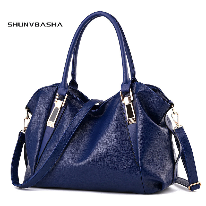 Women 's bag new handbag ladies classic fashion soft bag women' s messenger bag portable shoulder bag