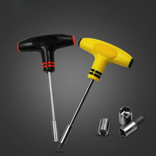 Multifunctional T-sleeve Socket Wrench Screwdriver Bread Handle Batch Set New 2019 Dropship цена и фото