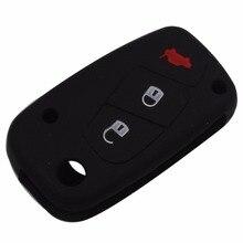Remote 3 Buttons Car Key Silicone Cover Skin Case For Fiat Punto Ducato Stilo Panda Idea