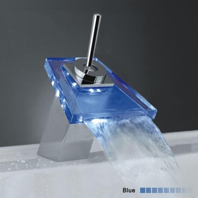 Basin faucet, bathroom sink faucets mixer tap nozzle, dazzle colour ...