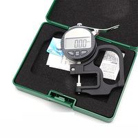 1pcs Digital Mini Coating Thickness Gauge Paper Film Cloth Tape Thickness Meter Thickness Tester Thickness Gauge