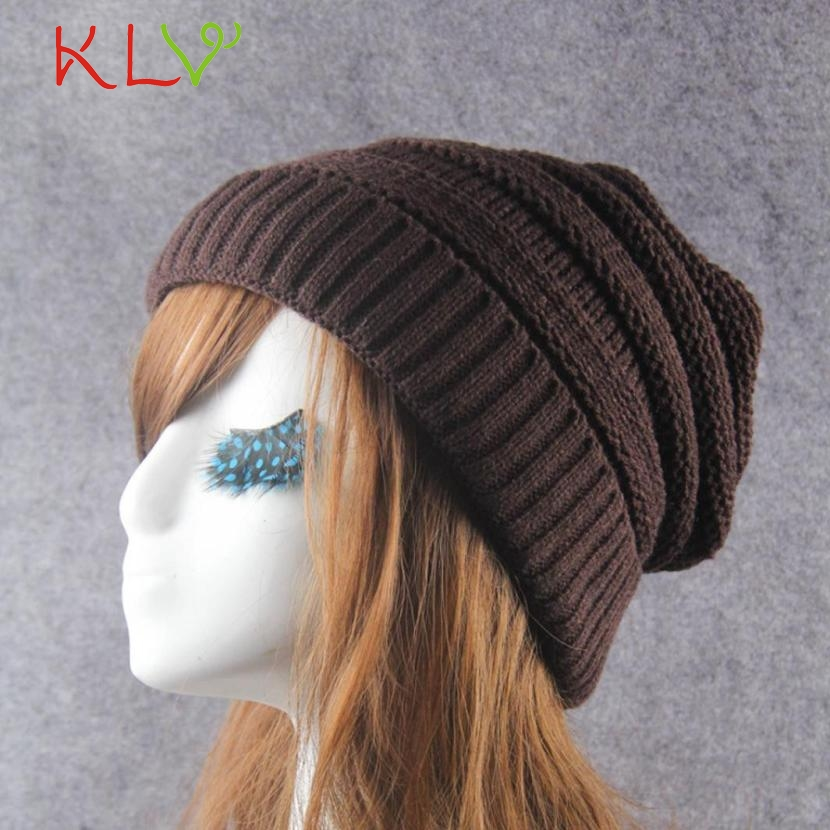Skullies & Beanies Men Women Warm Winter Protection Knit Cap Adult Outdoor Caps Levert Dropship 302 Hot DropshipAp18 skullies
