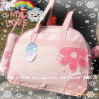 15 Discount Free Ship PINK COLOR Baby Diaper Bags Bag Mummy Mother Mama Bag Nursery Baby