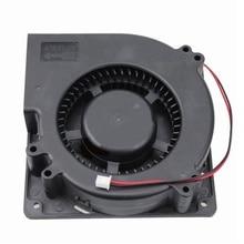 High Quality 12cm Big Airflow DC Brushless Blower Cooling Fan 12V 120*120*32mm 12032S недорго, оригинальная цена