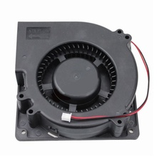 купить High Quality 12cm Big Airflow DC Brushless Blower Cooling Fan 12V 120*120*32mm 12032S по цене 483.77 рублей