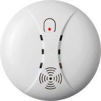 315 433MHz Wireless Smoke Detector Fire Sensor For GSM WIFI Security Home Alarm System Auto Dial