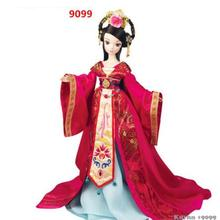 Специальное предложение, оригинальные Куклы Kurhn для девочек, Китайский миф, Этнические куклы, игрушки для девочек, игрушки#9099