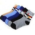 5 пара/1 лот весенние и осенние детей носки хлопка Футбол носок детей носки для мальчиков 1-9 год детские носки