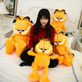 2015 Hot Sale!!plush, Kawaii, Super Cheap Toys Garfield Plush Toys Cotton Material Free Shipping