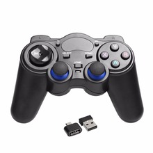 2.4GHz Wireless Game Pad Android Gamepad Joystick With OTG Converter For Windows 8/7/XP For Tablet/Phone/TV For Android TV Box