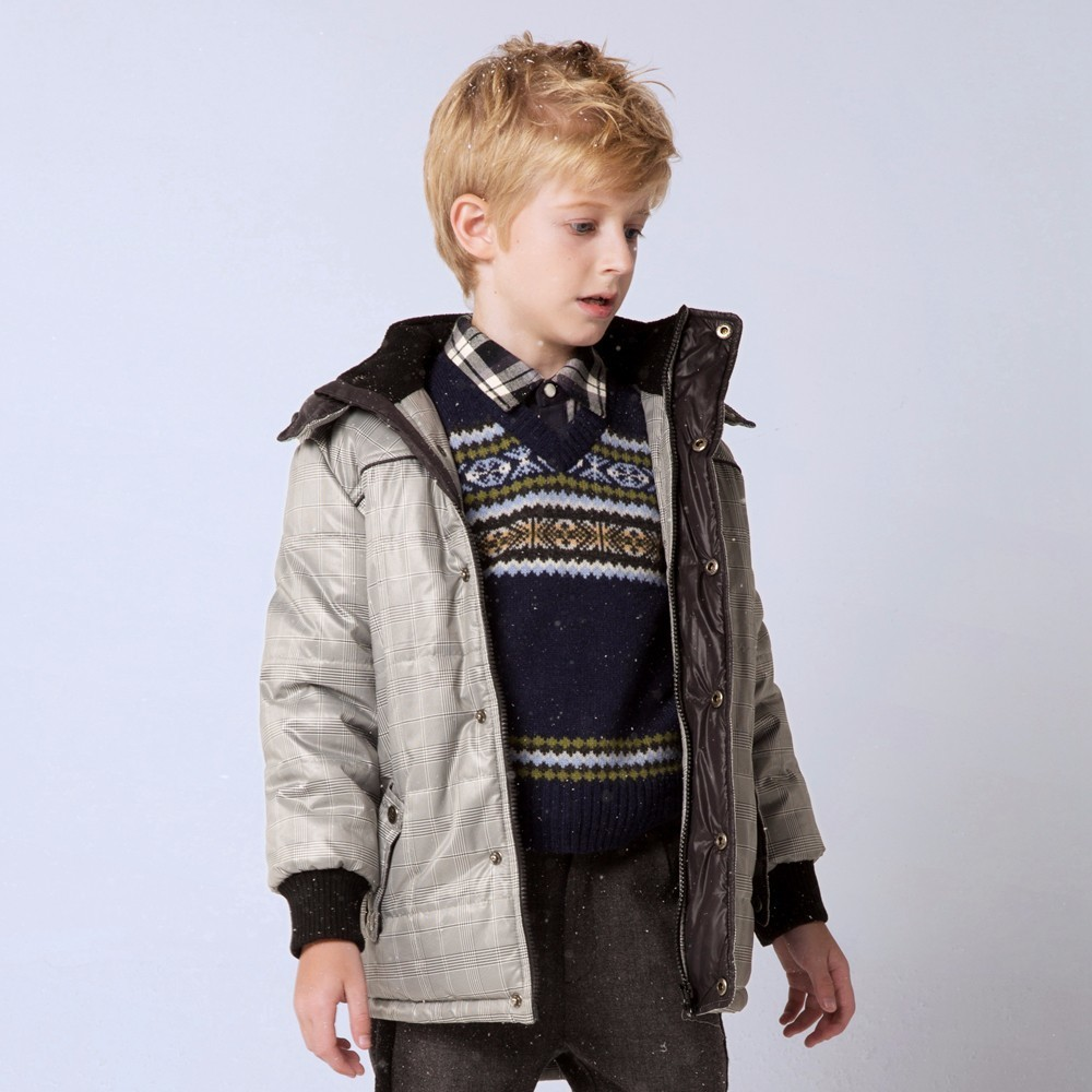 Children Winter Outerwear Warm Down Hooded Coat Kids Outerwear Clothes Thicken Parkas Boys Jackets Autumn And Winter Coat 4C0442 2015 new hot winter thicken warm woman down jacket coat parkas outerwear hooded splice mid long plus size 3xxxl luxury cold