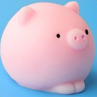 12 Pink Pig