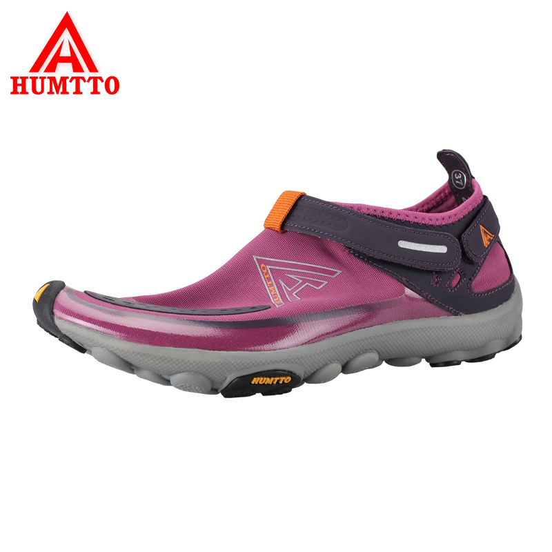 HUMTTO Women's Aqua Shoes Outdoor Hiking Sandals Breathable Shoes Lightweight Quick-drying Wading Shoes Sport Camping Sneakers lightweight men water shoes quick drying wading shoes male aqua shoes for outdoor upstream breathable sports hiking shoes