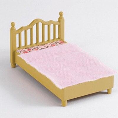 TT03-- Sylvanian Families Bed Accessory New without Box tt03 sylvanian families mouse family 4pcs parents