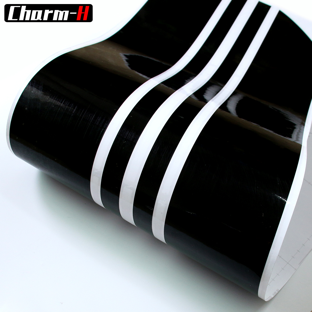 lowest price Hood Decal Bonnet Racing Stripes Engine Cover Vinyl Decal Stickers For BMW Mini Cooper Countryman R60 Clubman R55 2010-2016