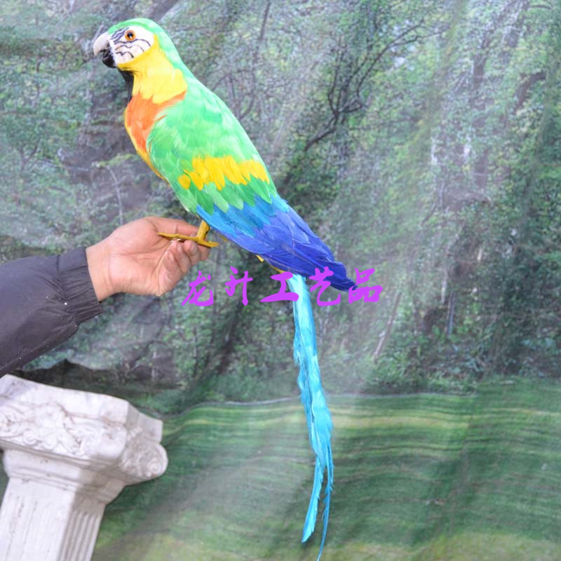 large 70cm simulation bird colourful feathers parrot toy model home garden decoration gift h1131 large 50x37cm simulation yak toy model home decoration gift h1137
