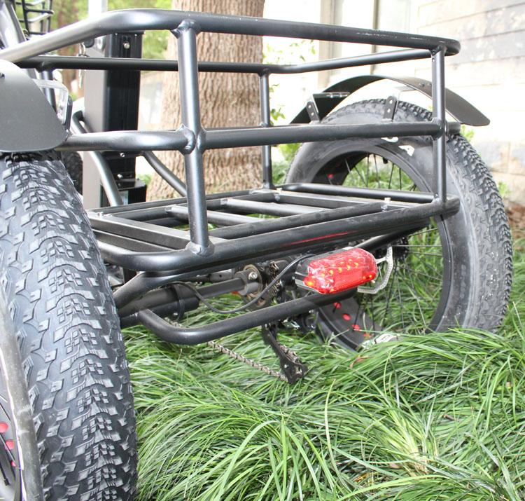 HTB1jPTUXiDxK1RjSsD4q6z1DFXaP - 48V 1000W electric three-wheeled snowmobile Electric three-wheeled bicycle fat ebike 20-24inch wheel electric