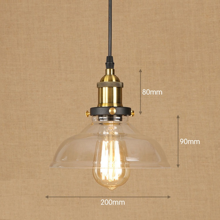 IWHD Vintage Hanging Lamp LED  Style Loft Vintage Industrial Lighting Pendant Lights Creative Kitchen Retro Light Fixtures iwhd vintage hanging lamp led style loft vintage industrial lighting pendant lights creative kitchen retro light fixtures