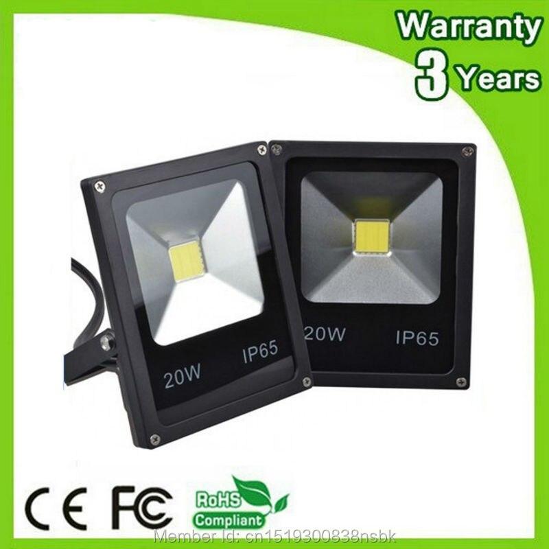 (5PCS / Lot) Epistar Chip Vandtæt 10W 20W 30W 50W LED Floodlight LED Flood Light Spot Tunnel Lighting Bulb