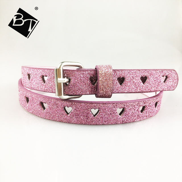 Pink Belts for Girls