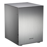 Jonsbo C2 C2S Mini PC Case Vertical All Aluminum Alloy Case USB 3 0 Panel Hot