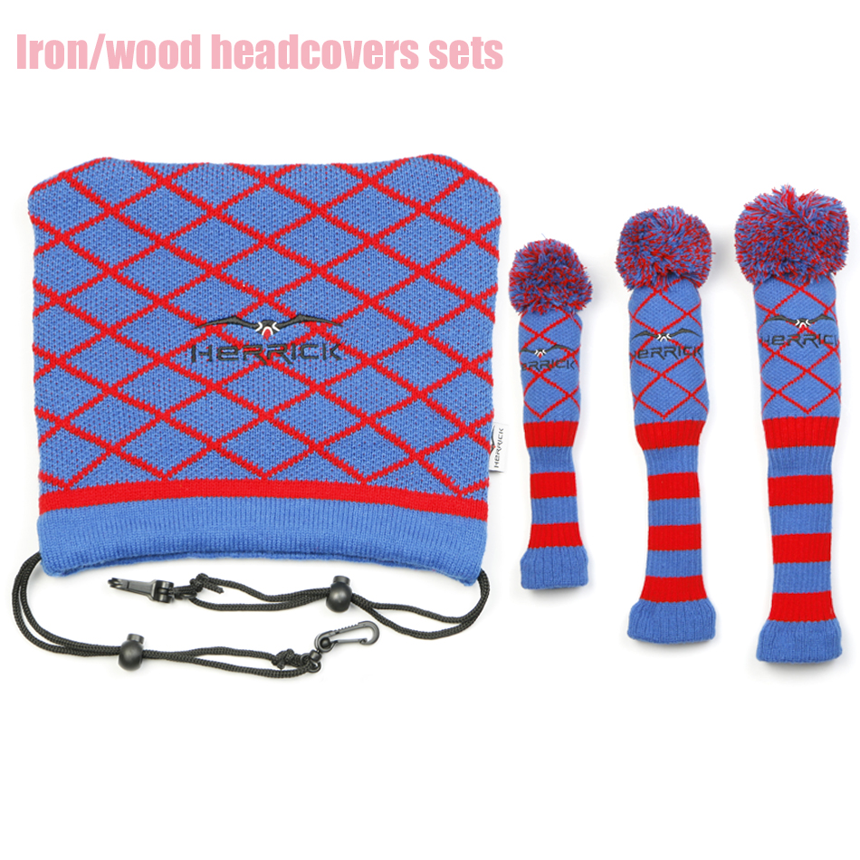 Aliexpress buy new golf clubs fairway wood headcovers aliexpress buy new golf clubs fairway wood headcovers knitting wool covers 13 hybrids covers irons headcovers golf accessories free shipping from bankloansurffo Gallery